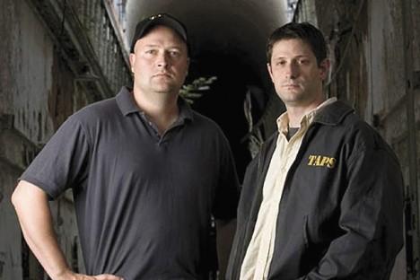 Jason Hawes a Grant Wilson. Dva hlavní aktéři paranormální reality show Ghost hunters.