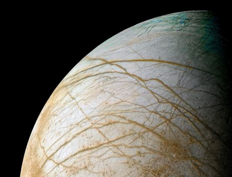 Foto: Existuje ve sluneční soustavě náhradní útočiště?