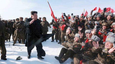 Foto: Korejský národ je rozdělen již více než šedesát let: Proč?