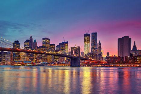 Foto: OBRAZEM: Slunce mezi mrakodrapy aneb Manhattanhenge