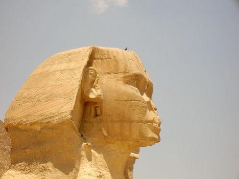 Foto: Tajemství sfing: Jejich domovem nebyl jen Egypt!