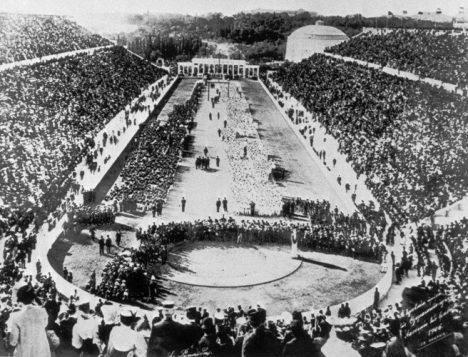Foto: 121 let od první novodobé olympiády: Jak se stal sen realitou
