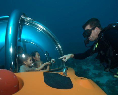 Foto: Osobní ponorka U-Boat Worx C-Quester: Na kolik vás přijde?