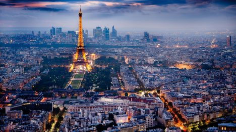 Foto: Eiffelova věž: Symbol, který nikdo nechtěl
