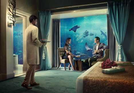 Foto: Budete závidět! 5 TOP apartmánů pro noc, na kterou nezapomenete