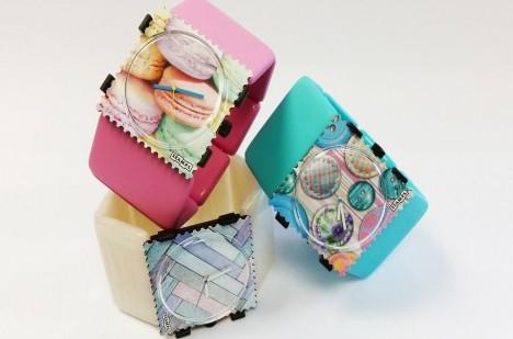 Díky hodinkám S.t.a.m.p.s. se vám otevírá celý svět možností, jak tyto kousky nosit!