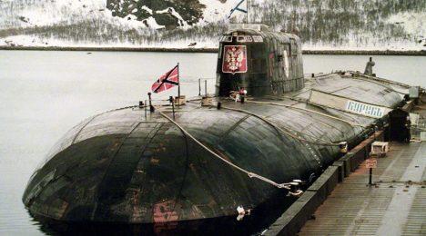 Foto: Kursk: Nepotopitelnou chloubu potopí vadné torpédo!