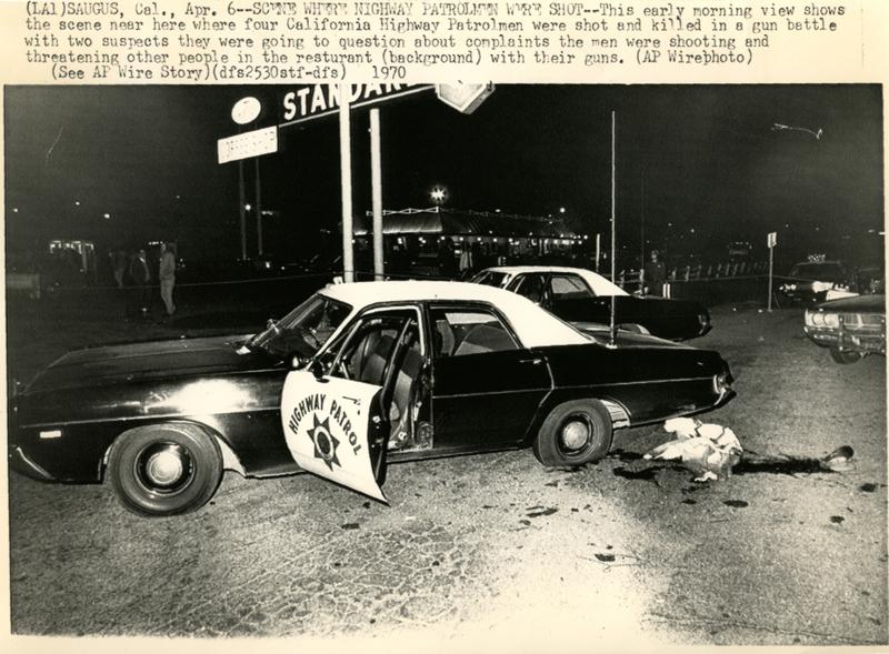 Vrazi policajtů