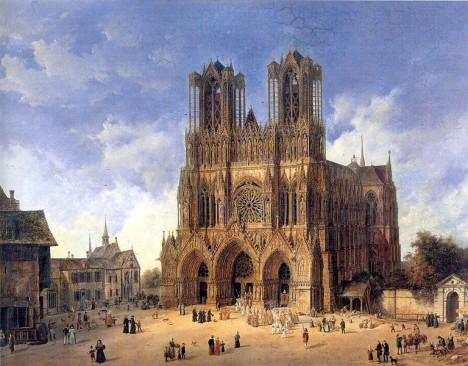 Katedrála se mnohokrát stane místem, v němž se píší francouzské dějiny.