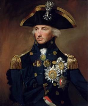 Admirál Horatio Nelson zajistí, že se Velká británie stane námořní velmocí.