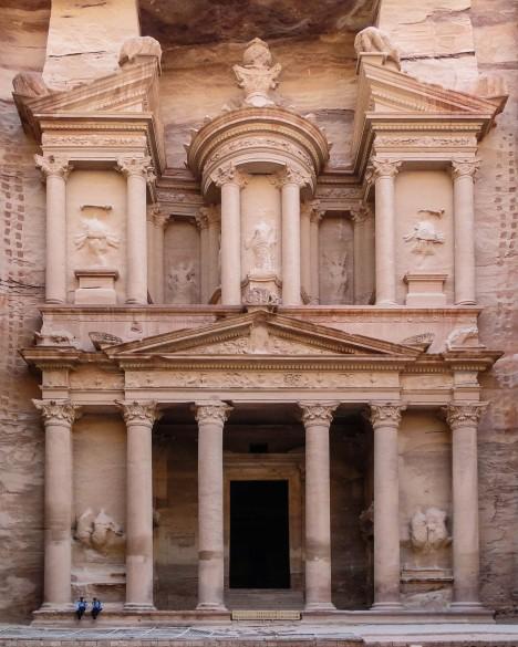 V klenotnici pravděpodobně naposledy odpočíval jeden z posledních nabatejských vládců.
