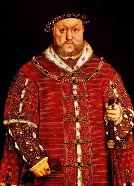 Anglický král Jindřich VIII. na svém dvoře nestrpí nikoho, kdo se tu chce přiživovat.