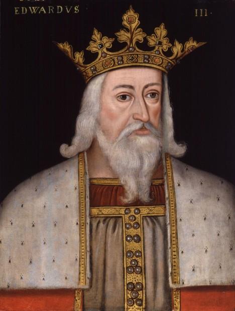 Asi nejvíce si hrad oblíbí král Eduard III., který se na Windsoru narodil.
