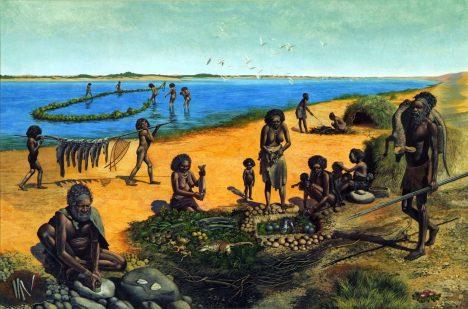 Foto: Nová fakta o objevení Austrálie: Přepíše dějiny malá kresba klokana?