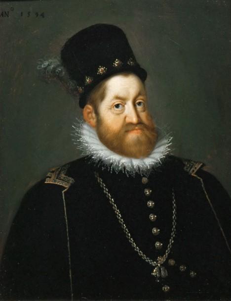 Císař Rudolf II. podporuje alchymii. Proto se v ní zhlédne i správce rožmberských panství.