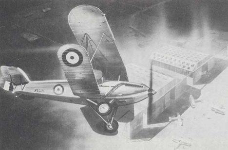 Foto: Tajemný zážitek britského pilota: Spatřil budoucnost?
