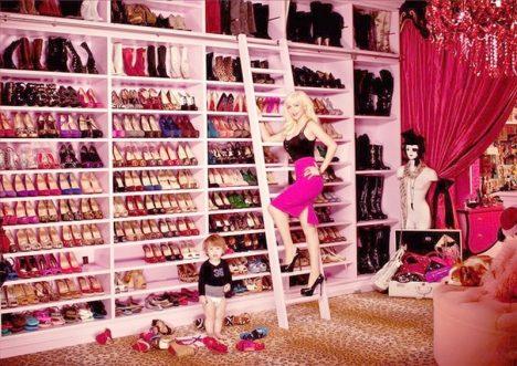 Foto: Fashion Obssesion: Inspirujte se šatníky slavných!