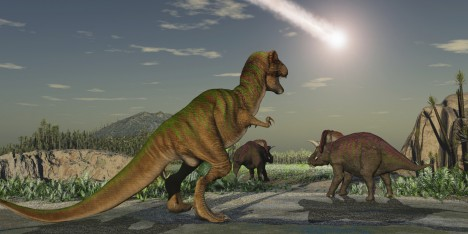 Asteroid that wiped out the dinosaurs
