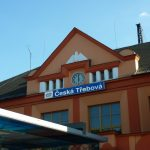 VIDEO: V České Třebové spadla střecha haly, lidé stihli utéct