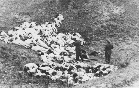 Foto: Jedna z největších hrůz 20. století: Holocaust