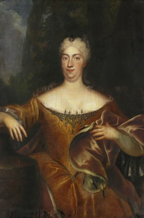 Eleonora Amálie Magdalena, rozená princezna z Lobkowitz