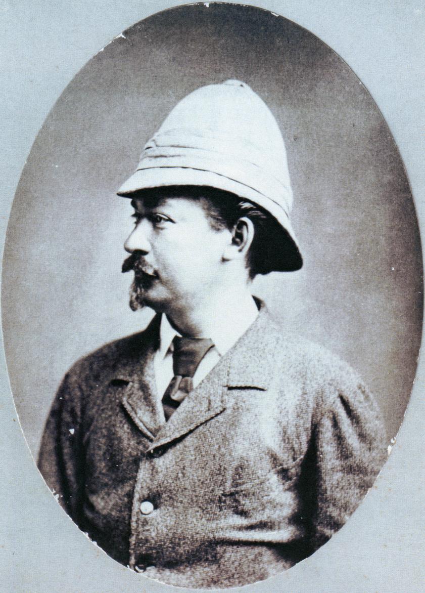 Emila Holuba pronásleduje během jeho druhé africké cesty smůla.