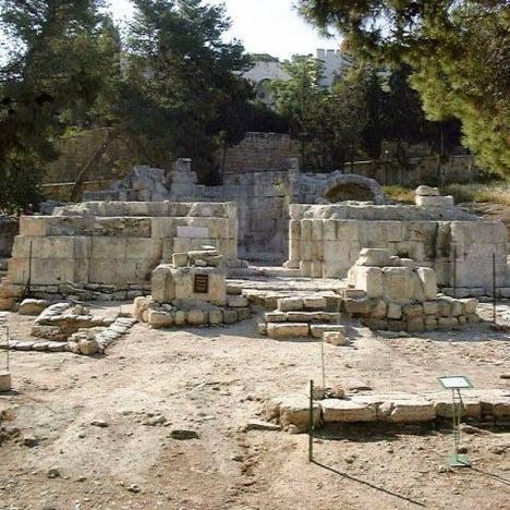 Foto: Byly biblické Emauzy semeništěm dýmějového moru?