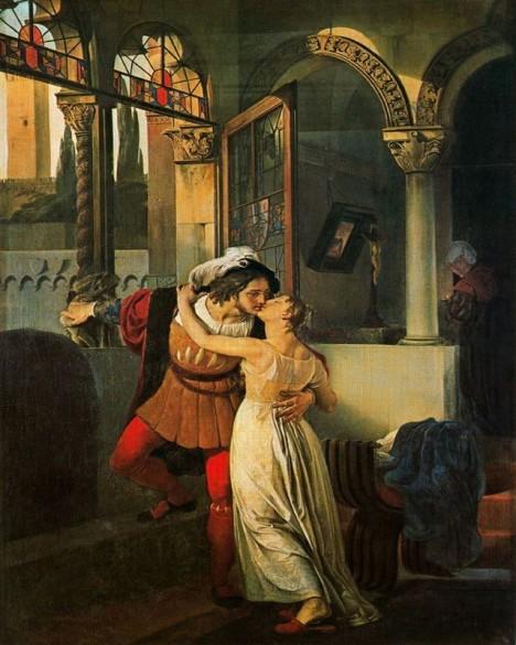 Romeo a Julie se neskutečně milovali. Čekal na ně však tragický osud.