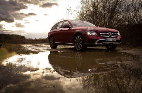 Foto: Nový Mercedes-Benz třídy E All-Terrain: Mnohostrannost a inteligence s výrazným vzhledem