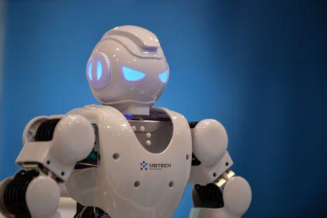 Foto: Veletrh vědy na pražském výstavišti: Tváří v tvář umělé inteligenci!