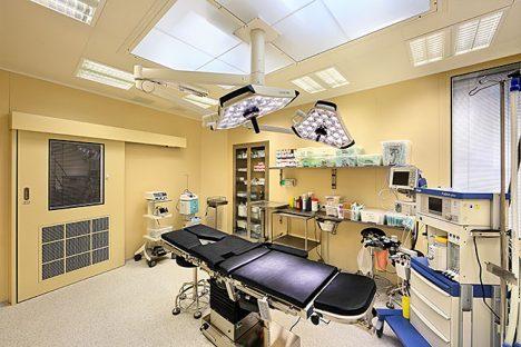 Operační sál.