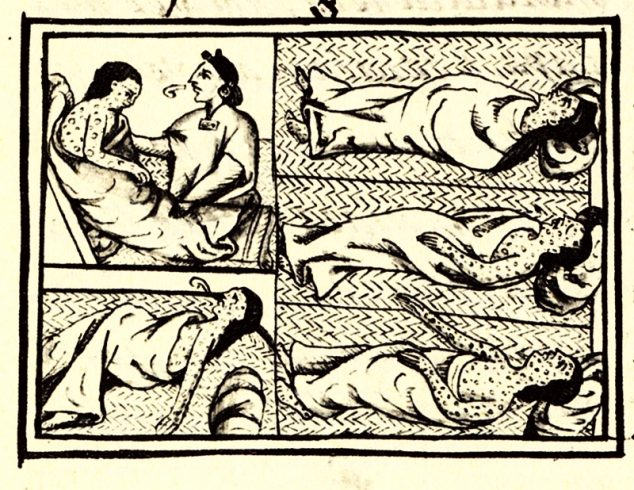 FlorentineCodex_BK12_F54_smallpox
