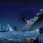 Nový objev: Titanic mohl potopit Měsíc společně se Sluncem!