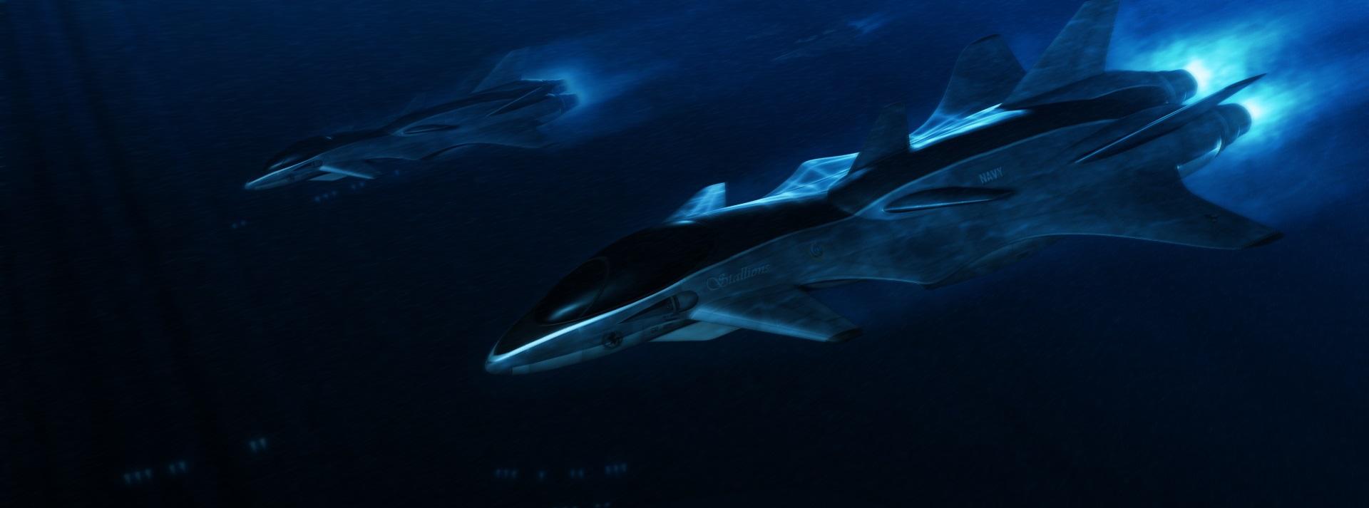 sci-fi ponorka