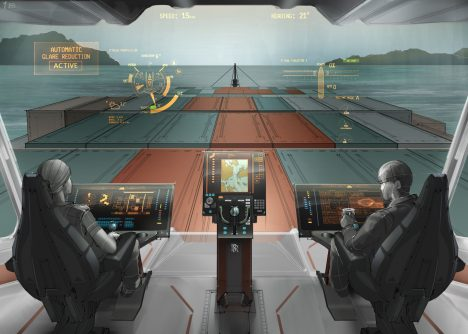 Foto: Námořníci zůstanou na souši! Na oceány vyjedou automatické lodě