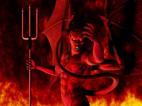Církev v dávném středověku hrozila potrestat ty, kteří budou vidličky používat, svým tvarem totiž připomínaly nástroj ďábla.