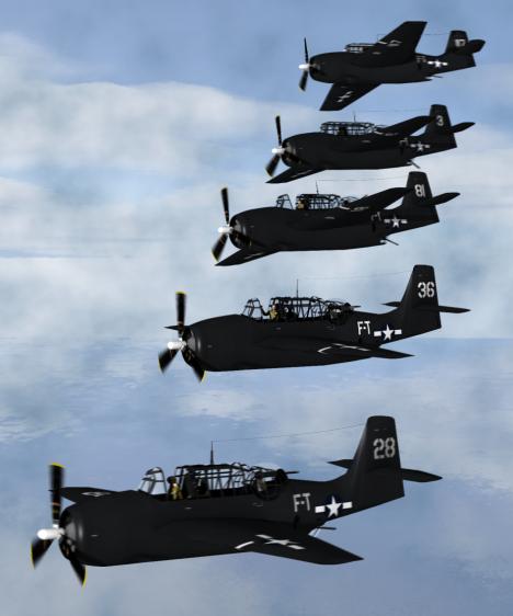 Mohla by metanová bublina způsobit i zmizení celé pětice vojenských letadel, která v oblasti Bermudského trojúhelníku najednou zmizela v roce 1945?