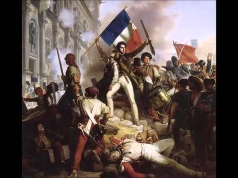 Francouzská revoluce v roce 1789 má obrovské důsledky. Vyžene i mnichy z kláštera.