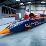 VIDEO: Nejrychlejší auto světa pokoří rychlost zvuku!