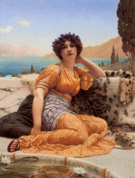 Hezká žena zpravidla zájemce o oběť Ištar upoutá hned.