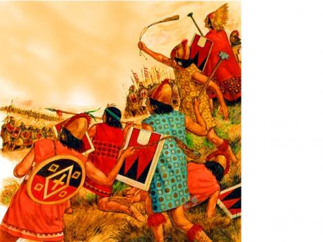 Foto: Konec Incké říše. Mohly za pád Inků neštovice?