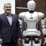 VIDEO: Robot jako ze sci-fi filmu!
