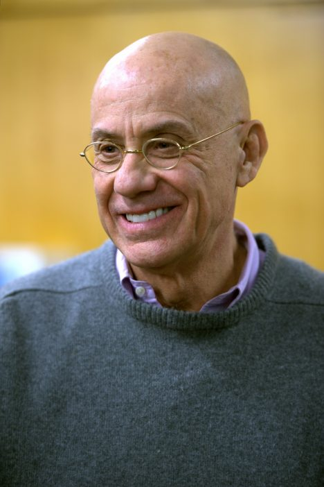 James Ellroy at Mediathèque José Cabanis, Toulouse