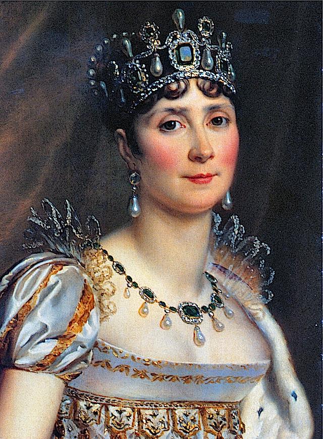 Josefína de Beauharnais si i po rozvodu nemůže naříkat. Dostane vysoký důchod.