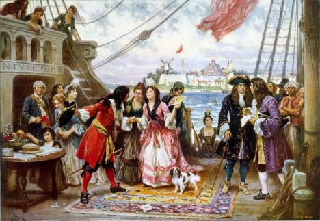Kapitán Kidd přepadával lodě v Indickém oceánu. Možná tak ale činil na příkaz samotného anglického krále.