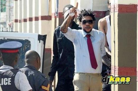 Foto: Jamajský zpěvák Vybz Kartel: Za vraždu byl odsouzen k doživotnímu trestu!
