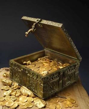 Kde se nachází ztracené zlato nikdo prozatím netuší