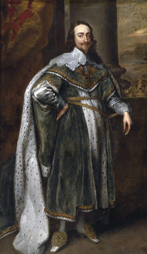 Anglický král Karel I. Stuart dokonce měl osobního kuchaře, který mu ledovou pochoutku připravoval.