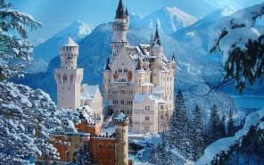 Konstrukce krásného zámku přivede Bavorsko na buben