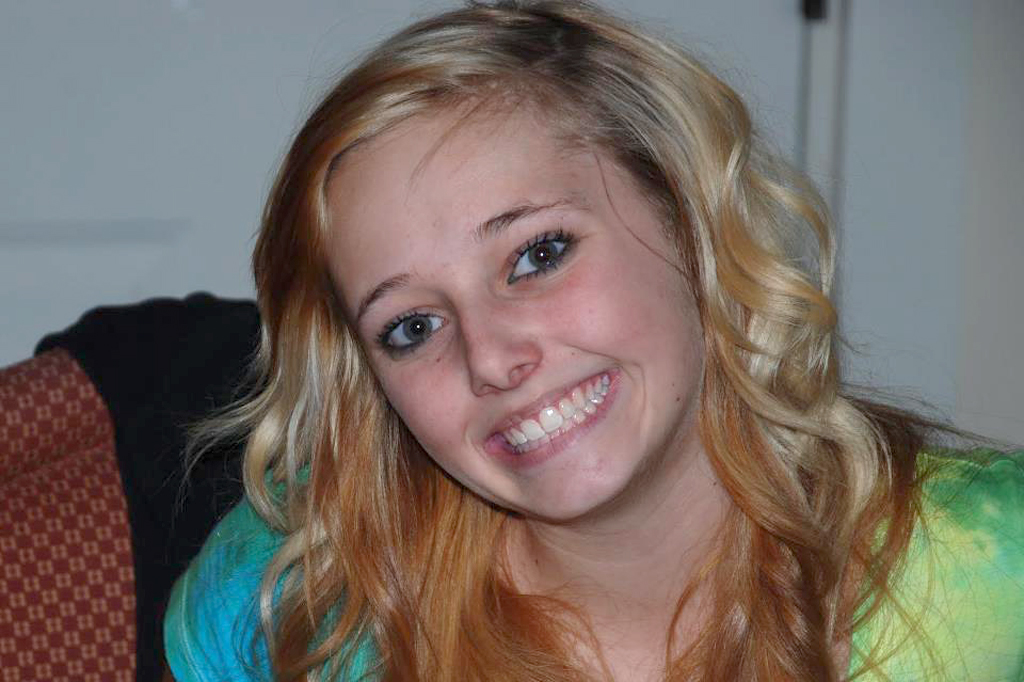 Missing North Ogden teen Alexis Rasmussen, 16